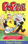 Classic Popeye #4
