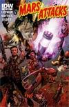 Mars Attacks Vol 3 #5 Regular John McCrea Cover
