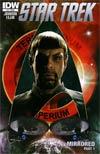 Star Trek (IDW) #15 Regular Tim Bradstreet Cover
