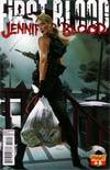 Jennifer Blood First Blood #3