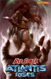 Red Sonja Atlantis Rises #4