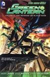 Green Lantern (New 52) Vol 2 Revenge Of Black Hand HC