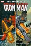 Iron Man By David Michelinie Bob Layton & John Romita Jr Omnibus Vol 1 HC Direct Market Bob Layton Variant Cover