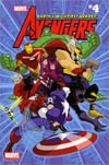 Marvel Universe Avengers Earths Mightiest Heroes Comic Reader #4 TP