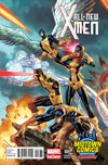 All-New X-Men #1 Cover I Midtown Exclusive J Scott Campbell Connecting Variant Cover (Part