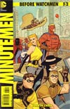 Before Watchmen Minutemen #3 Cover B Incentive Cliff Chiang Variant Cover