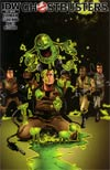 Ghostbusters #12 Incentive Mike Henderson Variant Cover