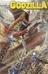 Godzilla Vol 2 #4 Cover C Incentive Jeff Zornow Variant Cover