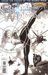 Bionic Woman Vol 2 #3 Incentive Paul Renaud Black & White Cover