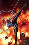 Bionic Woman Vol 2 #3 Incentive Paul Renaud Virgin Cover