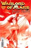 Warlord Of Mars Dejah Thoris #14 Incentive Paul Renaud Martian Red Cover