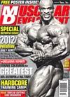 Muscular Development Magazine Vol 49 #10 Oct 2012