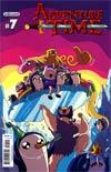 Adventure Time #7 Cover B Regular Jason Ho Cover