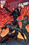Danger Girl GI Joe #2 Cover A J Scott Campbell