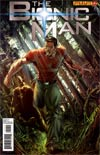Bionic Man #12 Regular Ed Tadeo Cover