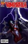 Vampirella Vol 4 #21 Regular Paul Renaud Cover