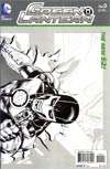 Green Lantern Vol 5 #0 Incentive Doug Mahnke Sketch Cover