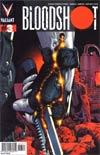 Bloodshot Vol 3 #3 Incentive Arturo Lozzi Variant Cover