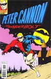 Peter Cannon Thunderbolt Vol 2 #1 Incentive Dave Gibbons Classic Retro Variant Cover