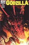 Godzilla Vol 2 #4 Cover A Zach Howard