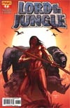 Lord Of The Jungle #7 Regular Paul Renaud Cover