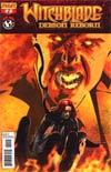 Witchblade Demon Reborn #2 Regular Dennis Calero Cover