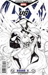 "Avengers vs X-Men #11 Cover F Incentive Sara Pichelli Sketch Cover  <font color=""#FF0000"" style=""font-weight:BOLD"">(CLEARANCE)</FONT>"