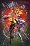 Grimm Fairy Tales Presents Wonderland Vol 2 #1 Incentive J Scott Campbell Variant Cover