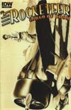 Rocketeer Cargo Of Doom #2 Incentive Dave Stevens Variant Cover