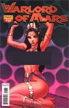 Warlord Of Mars #21 Incentive Ale Garza Risque Variant Cover
