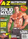 Muscle Magazine Specials A-Z Nutrition For Mass Building Fall 2012