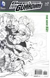 Green Lantern New Guardians #0 Incentive Guillem March Sketch Cover