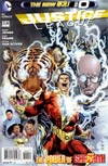 Justice League Vol 2 #0 Variant Ivan Reis Cover