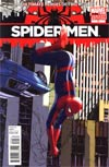 Spider-Men #5 Cover B Incentive Travis Charest Variant Cover