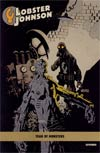 Lobster Johnson Caput Mortuum #1 Incentive Mike Mignola Year Of Monsters Variant Cover