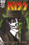 KISS Vol 2 #4 Incentive Michael Gaydos Catman Variant Cover