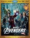 Marvels The Avengers Blu-ray Combo 3D DVD
