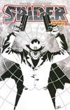 Spider #5 Incentive John Cassaday Black & White Cover