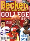 Beckett Sports Card Monthly #331 Vol 29 #10 Oct 2012