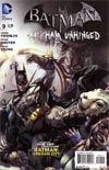 Batman Arkham Unhinged #9