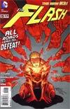 Flash Vol 4 #15 Regular Francis Manapul Cover