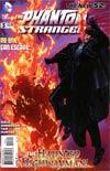 Phantom Stranger Vol 4 #3 Regular Brent Anderson Cover