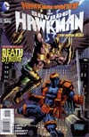 Savage Hawkman #15 (Hawkman Wanted Part 3)