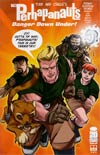 Perhapanauts Danger Down Under #2 Cover A Craig Rousseau