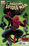 Amazing Spider-Man Vol 2 #699 1st Ptg
