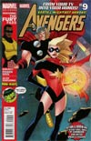 Marvel Universe Avengers Earths Mightiest Heroes #9