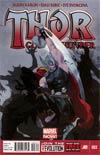 Thor God Of Thunder #3 1st Ptg Regular Esad Ribic Cover