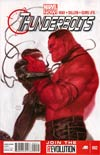 Thunderbolts Vol 2 #2 Cover A 1st Ptg  Regular Julian Totino Tedesco Cover