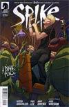Buffy The Vampire Slayer Spike #5 Variant Steve Morris Cover