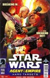 Star Wars Agent Of The Empire Hard Targets #3